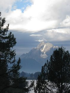 Grand Tetons (I was there in September of 2012)