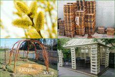 Gartenpavillon Selber Bauen: 2 Ideen Mit Bauanleitung