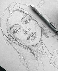 Pin by amelia on art in 2019 art, art sketches, art sketchbook. Cool Sketches, Art Drawings Sketches, Pencil Drawings, Eye Drawings, Beautiful Sketches, Tumblr Sketches, Pencil Drawing Tutorials, Horse Drawings, Pencil Art