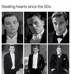 He is definitely someone who got better with age. (Not anything there was anything wrong with him before.)