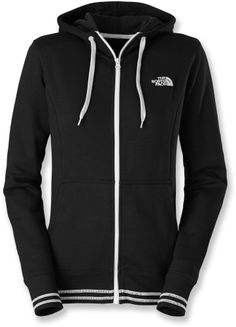 bf21a1bf4fc Women s The North Face Logo Full-Zip Hoodie should be your go-to grab