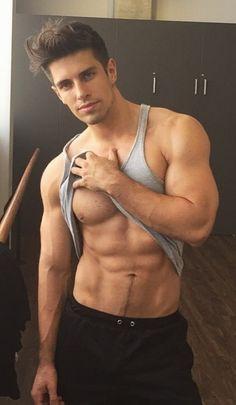 Ryan Greasley, superb male ...