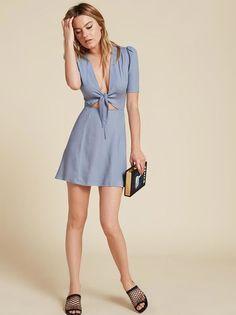 The Grace Dress  https://www.thereformation.com/products/grace-dress-wisteria?utm_source=pinterest&utm_medium=organic&utm_campaign=PinterestOwnedPins
