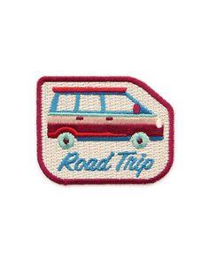 Road Trip Patch
