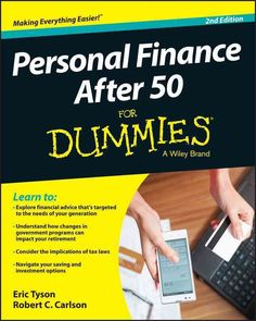 Over 14% of our population is older than 50, and the Baby Boomer generation is quickly reaching retirement age. Personal Finance For Seniors For Dummies , 2 nd Edition, provides targeted financial adv