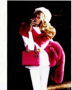 Candice Swanepoel..V Editorial Ski Bunny!