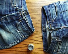 A.P.C. Butler's Jeans