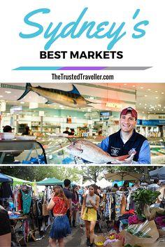 Sydney Fish Market & Glebe Markets, two of Sydney's Best Markets - The Trusted Traveller