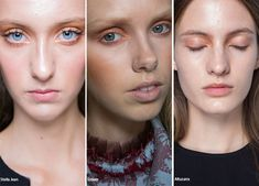 Spring/ Summer 2016 Makeup Trends: Tea Stained Eye Makeup