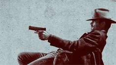 Justified - I recently discovered the awesomeness that is Raylan Givens