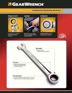 GearWrench 9412 12 Piece Metric Ratcheting Wrench Set - http://www.henryspowertools.com/shop-2/gearwrench-9412-12-piece-metric-ratcheting-wrench-set/