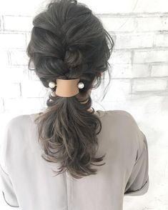Media?size=l Hair Dos, My Hair, Hair Arrange, Makes You Beautiful, Fall Hair, Pretty Hairstyles, Hair Hacks, Hair Inspiration, Beauty Hacks