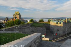 Fortifications of Québec National Historic Site, Quebec City