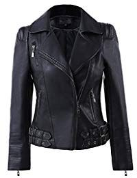 online shopping for Womens Faux Leather Zip Up Moto Biker Jacket Many Details from top store. See new offer for Womens Faux Leather Zip Up Moto Biker Jacket Many Details Lambskin Leather Jacket, Faux Leather Jackets, Pu Leather, Coats For Women, Jackets For Women, Clothes For Women, Black Peplum, Rock Fashion, Woman Fashion