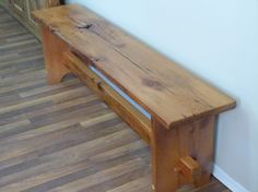 5th anniversary idea... Get Aaron to make a wooden bench with our names & wedding date carved into wood.