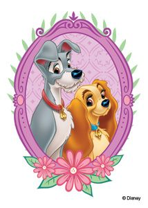Lady and the Tramp Disney Tattoo
