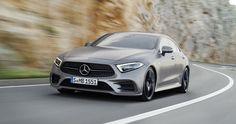 To 2018 η νέα Mercedes-AMG CLS 50 #ΤΕΧΝΟΛΟΓΙΑ