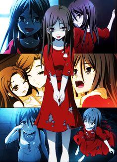 Sachiko Shinozaki. Shes so cute in Corpse party blood drive