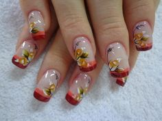 26 Amazing Trendy Nail Designs ...LOVE THEM!