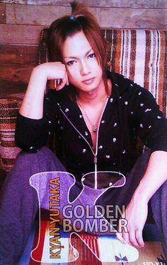 Yutaka. Golden Bomber.
