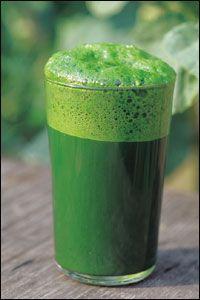 Um ótimo calmante natural: suco de alface com maracujá | Cura pela Natureza.com.br