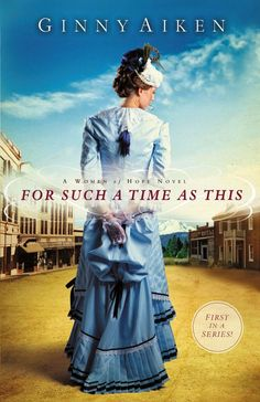 For Such a Time as This by Ginny Aiken http://www.faithfulreads.com/2014/12/saturdays-christian-kindle-books-early_20.html