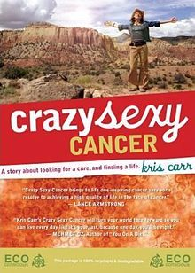great documentary - click on photo for trailer and this link for full online doc http://www.imdbfree.com/publ/documentary/crazy_sexy_cancer/4-1-0-1029