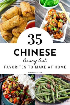 Stay at home and enjoy making these Chinese restaurant favorites! Stay at home and enjoy making these Chinese restaurant favorites! Healthy Asian Recipes, Asian Chicken Recipes, Asian Dinner Recipes, Easy Chinese Recipes, Asian Foods, Chinese Dinner, Comfort Food, Asian Cooking, International Recipes