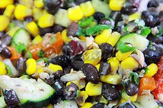 Terapia do Tacho: Salada fresca de inspiração mexicana / Mexican inspired salad