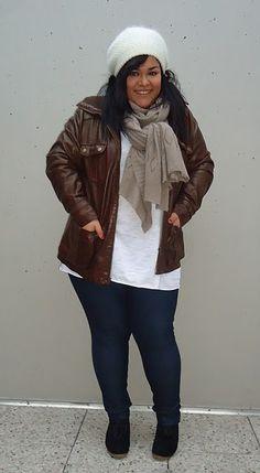 big beauty style - Große Mädchen Style