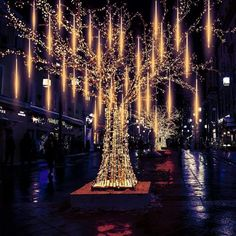 the best attitude 9a23e 6c8c3 10 List of the Top 10 Best Snowfall LED Christmas Lights For ...