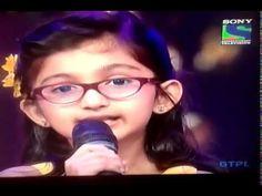 Indian idol junior 2015 sachin-jigar ans Tanya's performance 'Laadki'