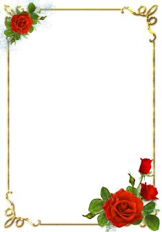 flower border design for front page for project - - Yahoo India Image Search results Frame Border Design, Boarder Designs, Page Borders Design, Frames Png, Paper Frames, Rose Frame, Flower Frame, Printable Border, Boarders And Frames