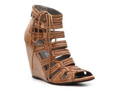 2 Lips Too Vavoom Wedge Sandal Womens Wedge Sandals Sandals Womens Shoes - DSW