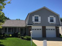 This home in Elk Grove Village is stunning! Explore all of our roof brands, materials and colors:  http://www.prohome1.com/en/roofing-replacement-installation.html #ProHome1