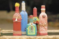 botellas de cristal para licores para bodas - Buscar con Google