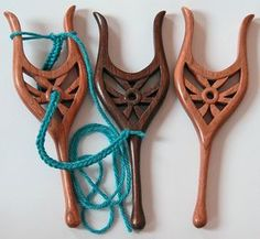 Golding Fiber Tools - Obe Golding Lucets constantly looking for finds Lucet, Spool Knitting, Knitting Patterns, Crochet Patterns, Textiles, Weaving Tools, Crochet Cord, Viking Knit, Yarn Bowl