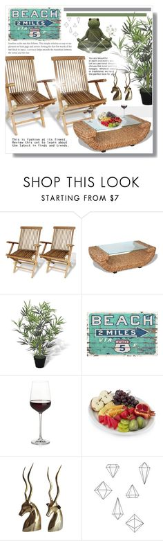 """Lov Dock !"" by dianagrigoryan ❤ liked on Polyvore featuring interior, interiors, interior design, home, home decor, interior decorating, Crate and Barrel, Umbra, interiordesign and homedesign"