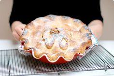 """Pastel de manzana o """"American Apple pie"""""""