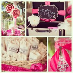 Fun reception ideas