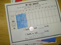 Free coin graphing activity