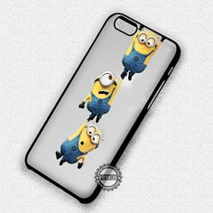 Minions Funny Despicable Me Cute - iPhone 7 Plus 7 6S SE Cases & Covers
