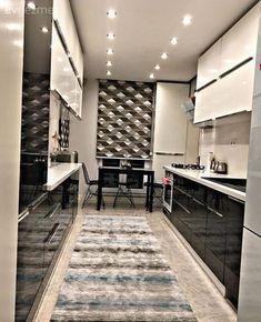 Klasik ve modernin harmanı, göz alıcı bir ev: Mihriban hanımın evi. Design Your Home, House Design, Decorating Your Home, Diy Home Decor, Gold Home Accessories, Kitchen Desks, Design Moderne, Decoration Table, Model Homes