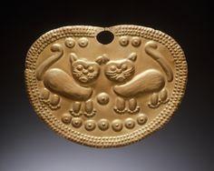 Nose Ornament, 2nd–6th century. Peru - Gold