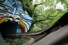 For more than a decade, East Berlin's famous Spreepark has been closed to the...