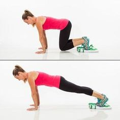 How to Lose Love Handles: Sliding Plank - Towel Workout : 7 Moves to Lose Your Love Handles - Shape Magazine - Page 5