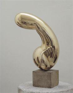 Constantin Brancusi, Princess X, 1915, Bronze, National Museum of Modern Art - Georges Pompidou Center, Paris