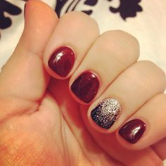 The Gel Polish Manicure Ideas are so perfect for short nails Hope they can inspire you and read the article to get the gallery. Gel Polish Manicure, Shellac Nails, Diy Nails, Manicure Ideas, Nail Ideas, Fancy Nails, Cute Nails, Pretty Nails, Fabulous Nails