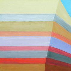 """Saatchi Online Artist: Albert Weeber; Acrylic, 2012, Painting """"UPSIDE DOWN"""""""