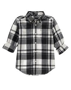 Plaid Shirt at Gymboree (Gymboree 4-12y)